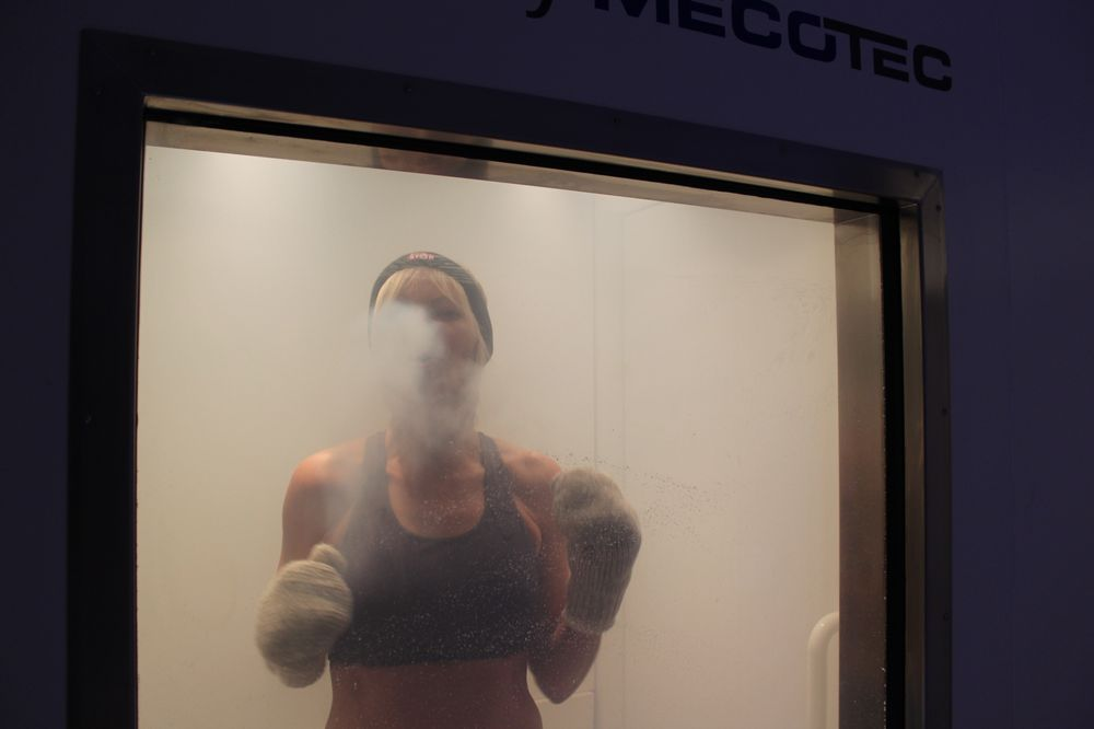best cryotherapy nyc