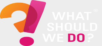 what should we do logo